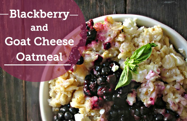 blackberry goat cheese recipe