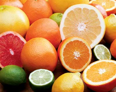 citrus in smoothies