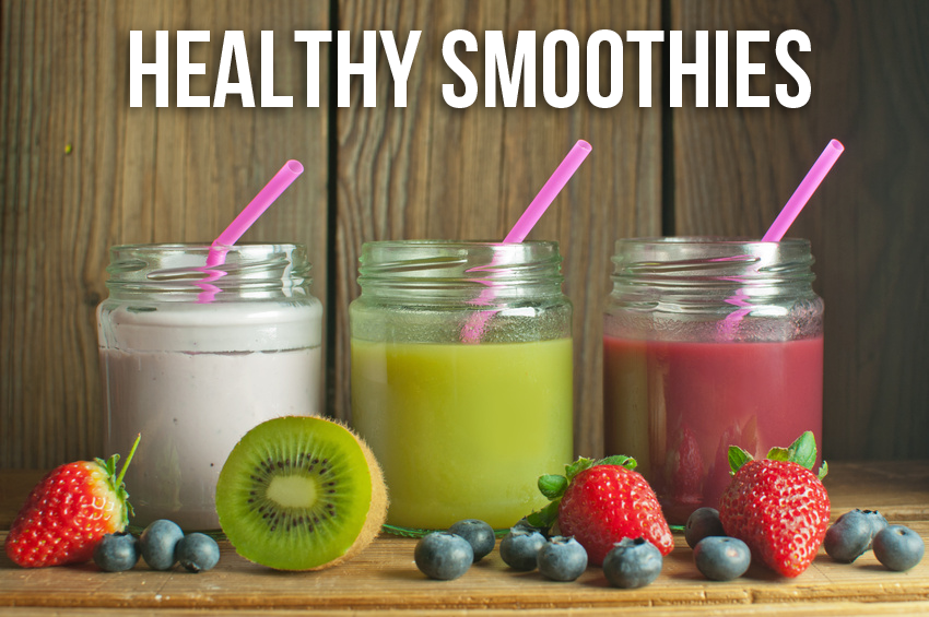 Nutritional Smoothie Recipe — Dishmaps