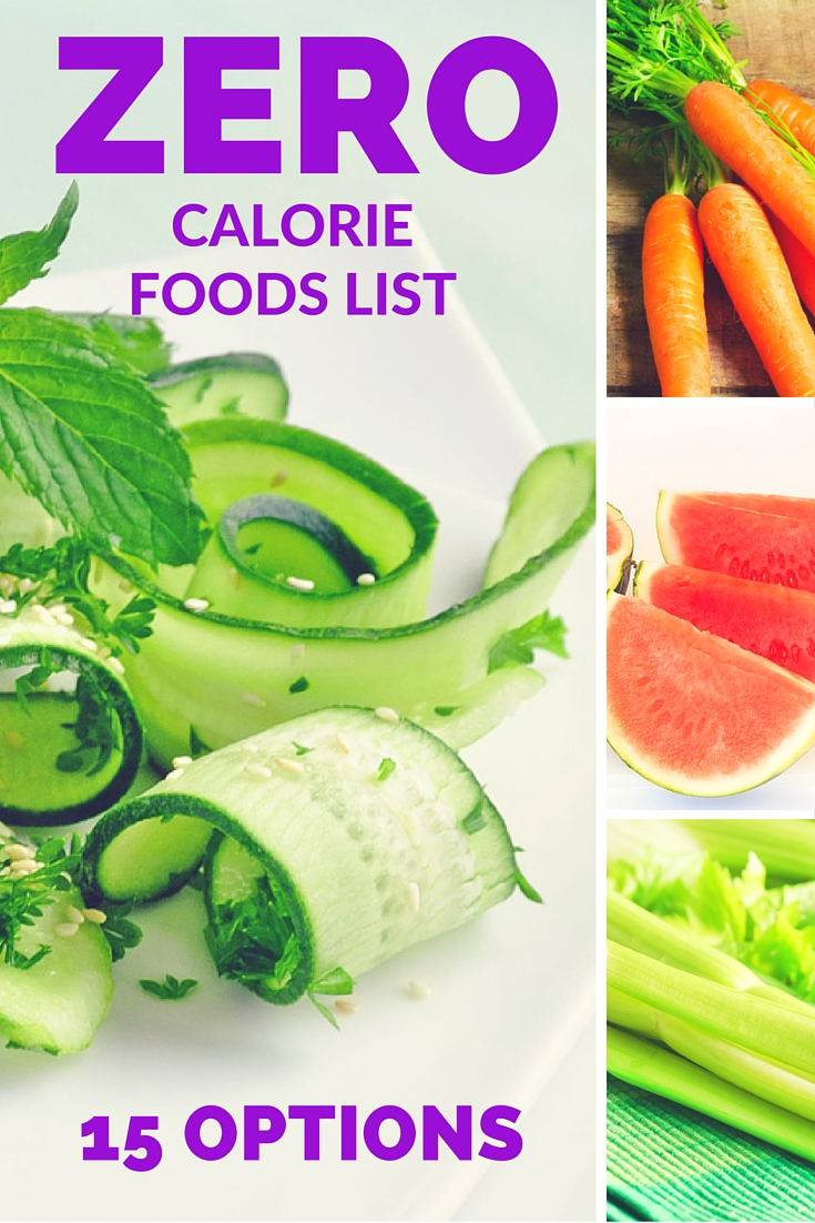 Top negative calorie foods list for fat burning for Cuisine 0 calorie