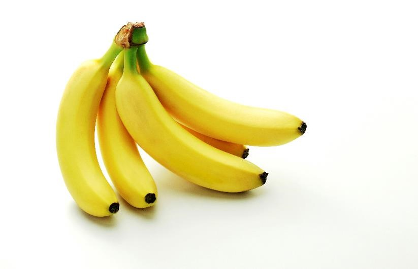 Potassium helps with reducing water retention